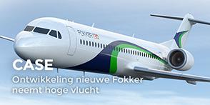 Case: Ontwikkeling Nieuwe Fokker Neemt Hoge Vlucht Dankzij Informatiebeheer M-Files